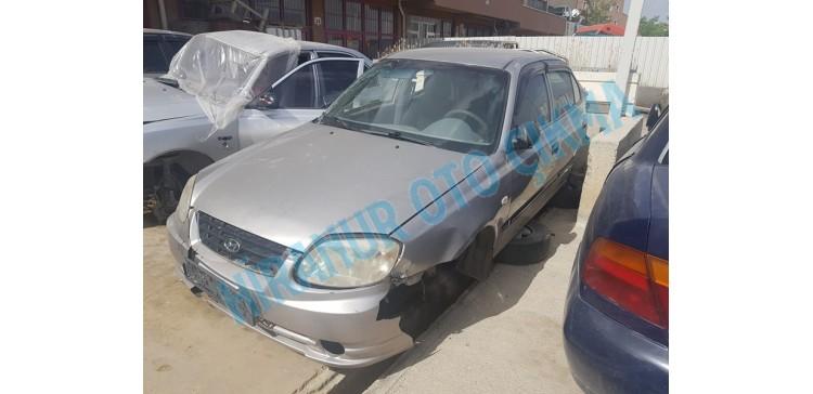 Hyundai Accent Çıkma Panjur
