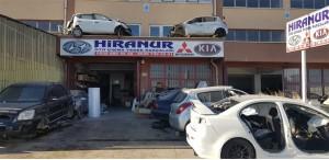 Hyundai Accent Blue Çıkma Fren Merkezi