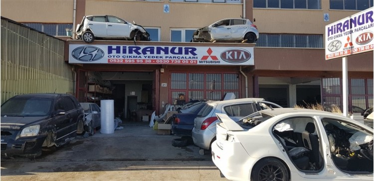 Hyundai Matrix Çıkma Travers