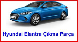 Hyundai Elantra Çıkma Parça