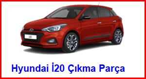 Hyundai İ20 Çıkma Parça