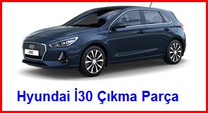 Hyundai İ30 Çıkma Parça