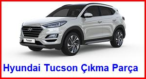 Hyundai Tucson Çıkma Parça