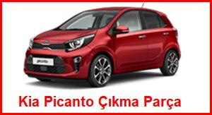 Kia Picanto Çıkma Parça